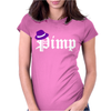 Pimp Hip Hop Womens Fitted T-Shirt