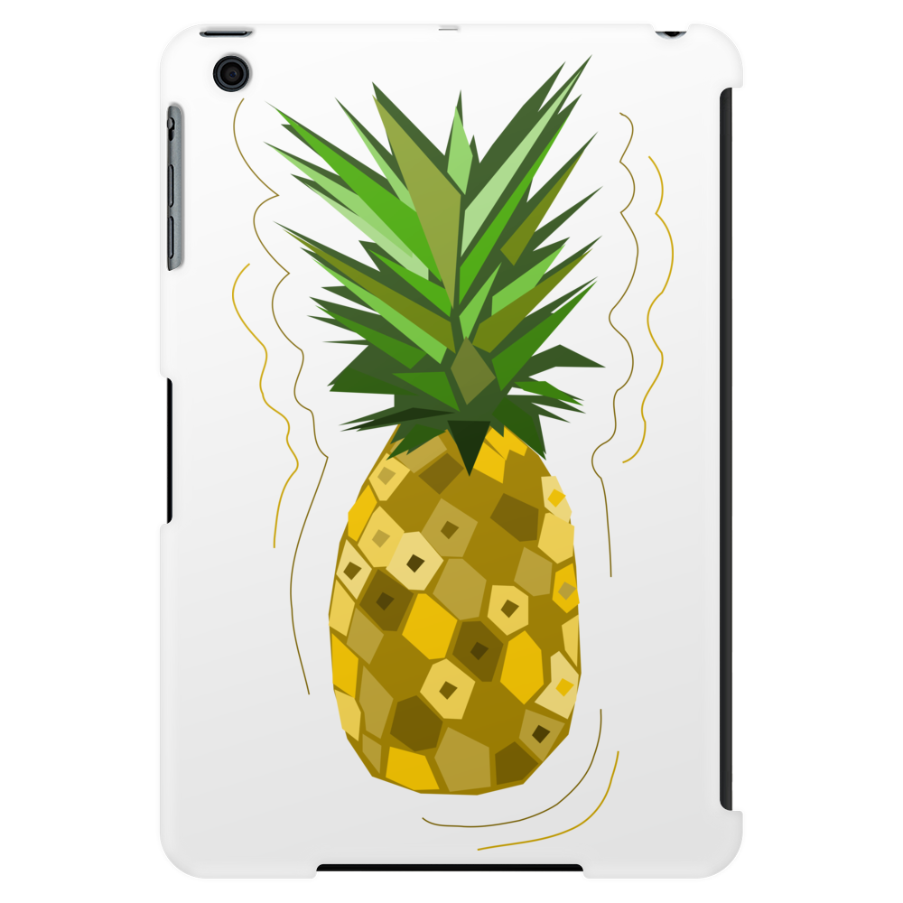 Pineapple Paradise Tablet (vertical)