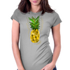Pineapple Paradise Womens Fitted T-Shirt