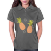 Pineapple pattern Womens Polo