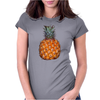 pineapple Womens Fitted T-Shirt