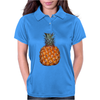 pineapple Womens Polo