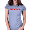 PING CALL YOU Womens Fitted T-Shirt