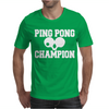PING PONG CHAMPION Mens T-Shirt