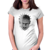 Pinhead Hellraiser Cenobite Clive Barker 1980's Horror Movie Womens Fitted T-Shirt