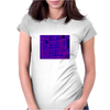 Pink City Womens Fitted T-Shirt