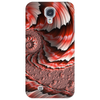 Pink Conch Shell Fractal Phone Case