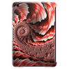 Pink Conch Shell Fractal Tablet (vertical)