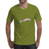 pink dolphin from amazonas Mens T-Shirt