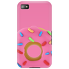 Pink Doughnut Phone Case