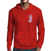 Pink little Panther Mens Hoodie