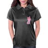 Pink little Panther Womens Polo