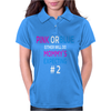 Pink or blue Mommy is expecting number 2 new Womens Polo