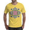 Pink Princess Diamond Mens T-Shirt