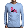 PINK PSYCHOANALYSIS Mens Long Sleeve T-Shirt