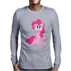 Pinkie Pie Mens Long Sleeve T-Shirt