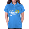 Pinoy Philippines star & sun Womens Polo