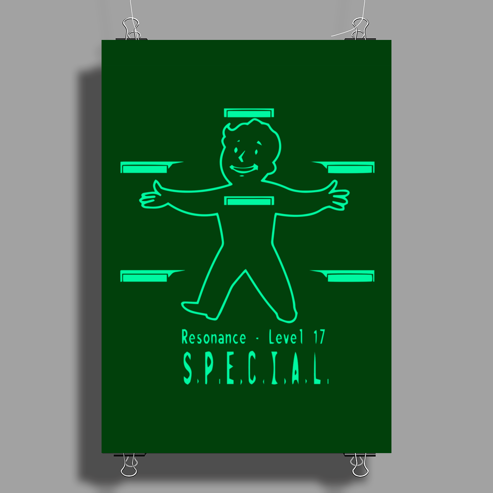Pipboy - Special Poster Print (Portrait)