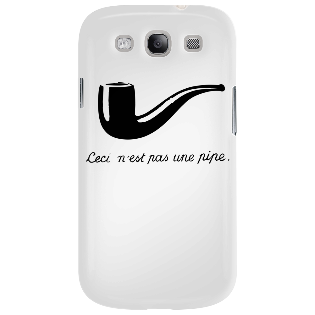 Pipe Phone Case