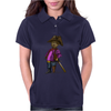 Pirate Kitty  t-shirt Womens Polo