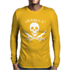 Pirate Mens Long Sleeve T-Shirt
