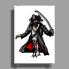 pirate Poster Print (Portrait)