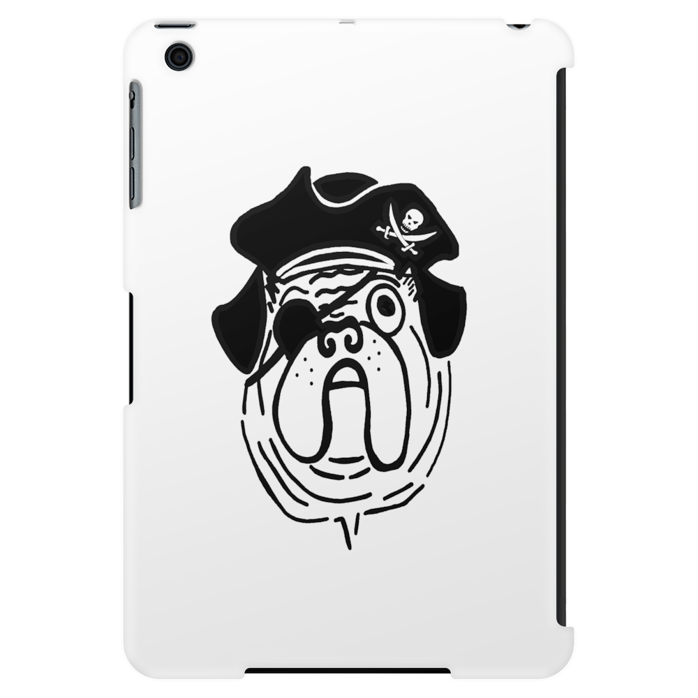 Pirate Pug Tablet