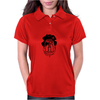Pirate Pug Womens Polo