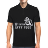 Pirates Arrr Cool Mens Polo