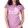 Pirates Arrr Cool Womens Fitted T-Shirt