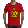 Pirates skull Mens T-Shirt