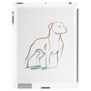 Pit Bull art Tablet