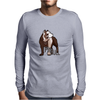 Pitbull Mens Long Sleeve T-Shirt