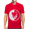 Pitbull Syndicate Logo Dogs Mens Polo