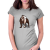 Pitbull Womens Fitted T-Shirt
