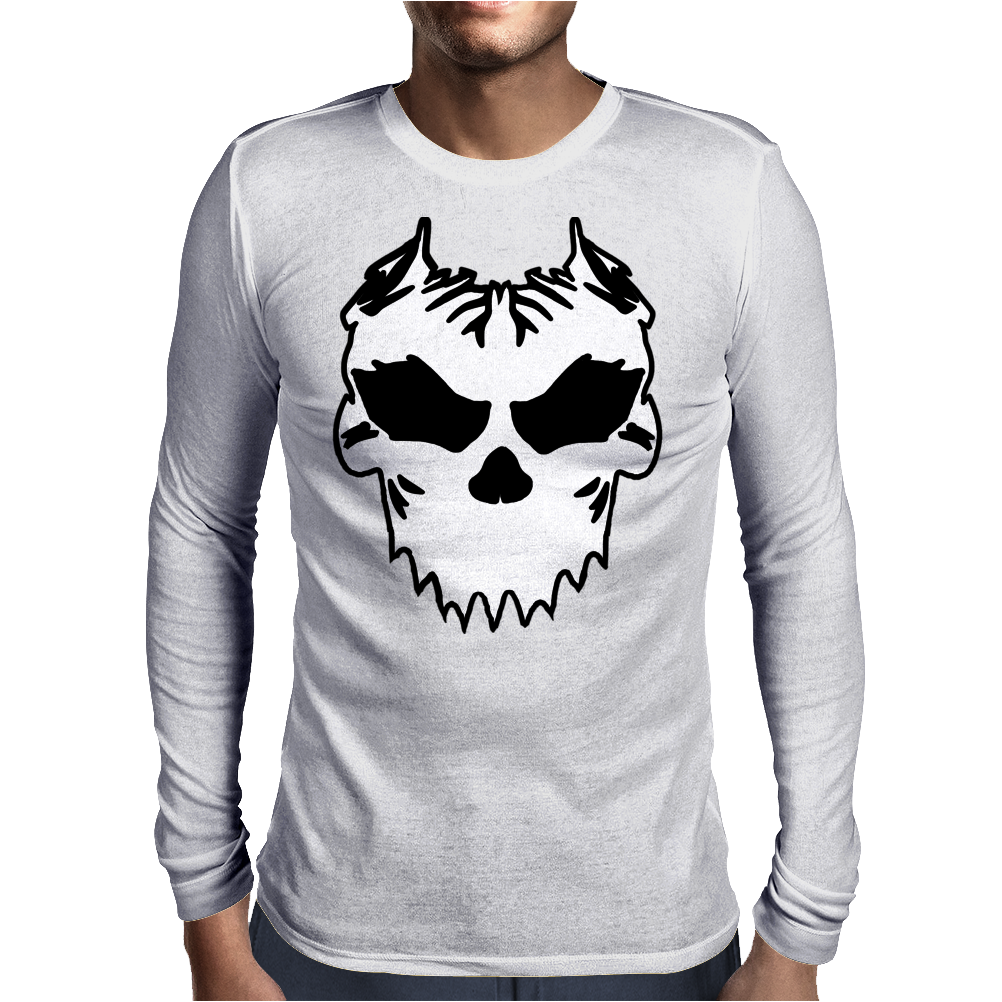 Pitskull Mens Long Sleeve T-Shirt