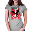 Pitskull V1 Womens Fitted T-Shirt