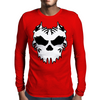 Pitskull V2 (Original) Mens Long Sleeve T-Shirt