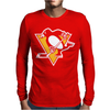 Pittsburgh Penguins Mens Long Sleeve T-Shirt