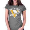 Pittsburgh Penguins Womens Fitted T-Shirt