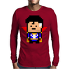Pixel Doctor Strange Mens Long Sleeve T-Shirt
