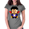 Pixel Doctor Strange Womens Fitted T-Shirt