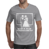 Pixel Wedding Under New Management Mens T-Shirt