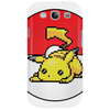 Pixelated Pikachu Phone Case