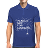 Pixels Are For Squares Mens Polo
