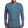 Pixels Movie 2015 Mens Long Sleeve T-Shirt