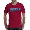 Pixels Movie 2015 Mens T-Shirt