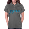 Pixels Movie 2015 Womens Polo