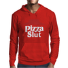 Pizza funny Mens Hoodie