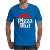 Pizza funny Mens T-Shirt